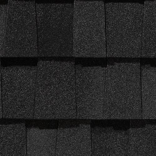 Certainteed Landmark MaxDef Moire Black