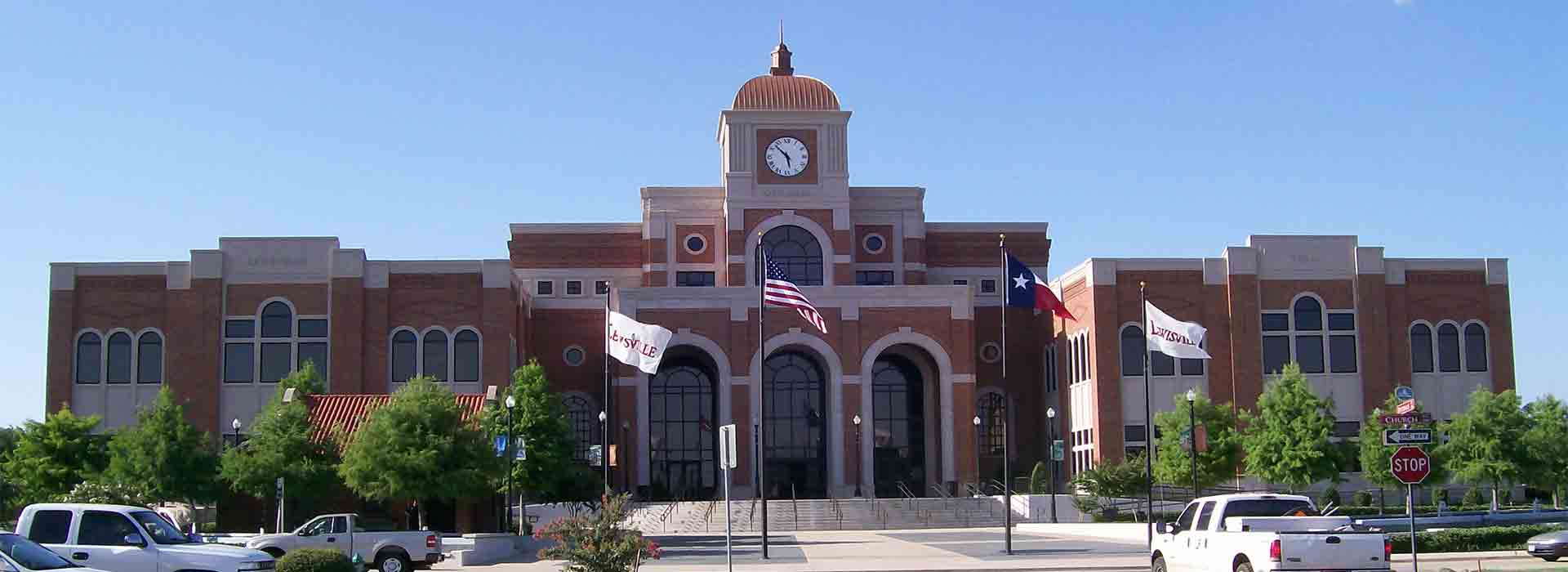 Lewisville City Hall