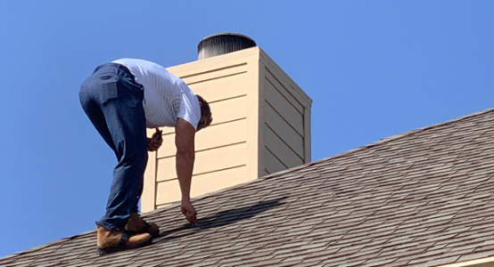 Residential Roof Maintenance in Dallas - New View Roofing