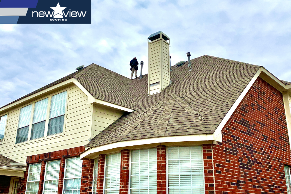 Roof Maintenance Tips - New View Roofing - Dallas,TX