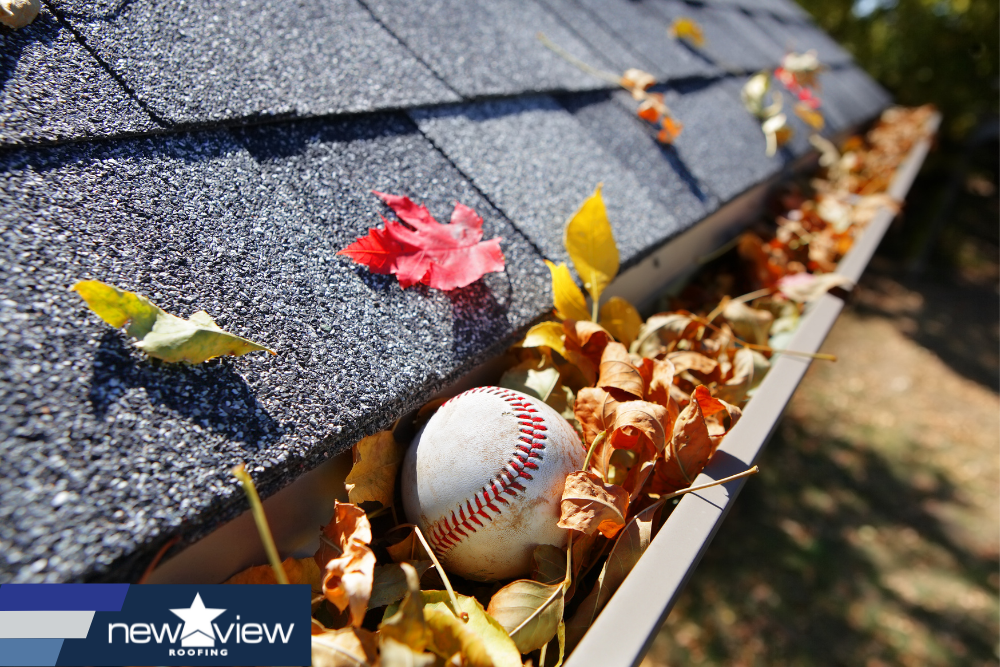 Gutter Installation with New View Roofing - Dallas, TX