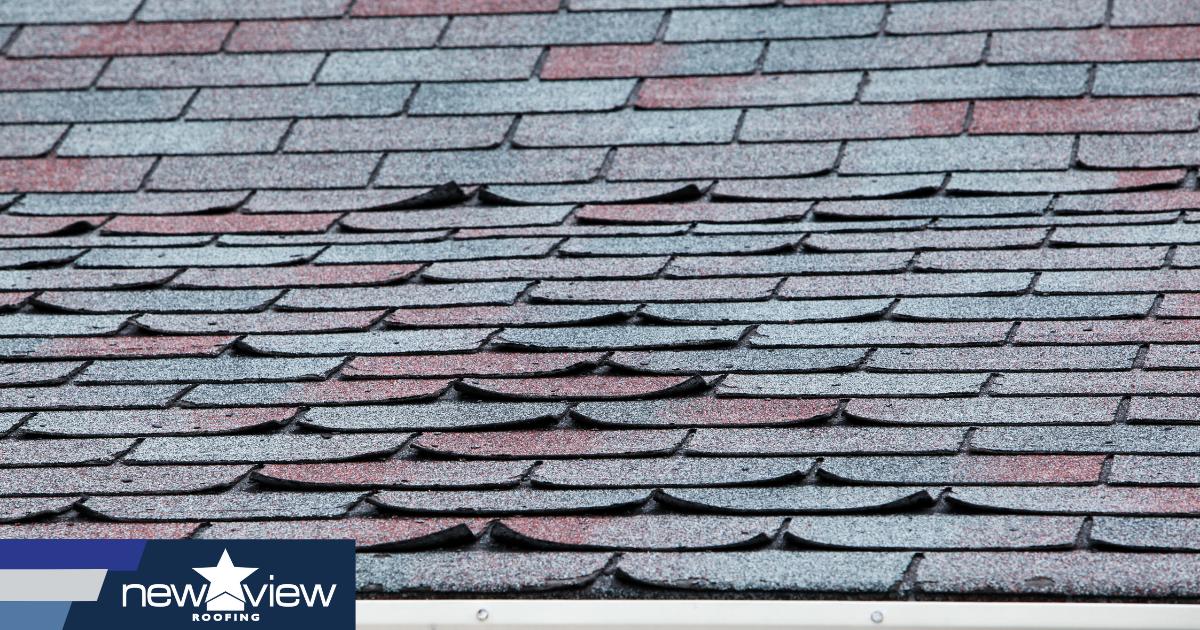 Asphalt Shingle Damage - New View Roofing