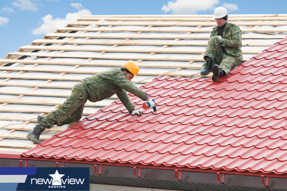 Tile Roofing Installation - Dallas Roofing COmpany