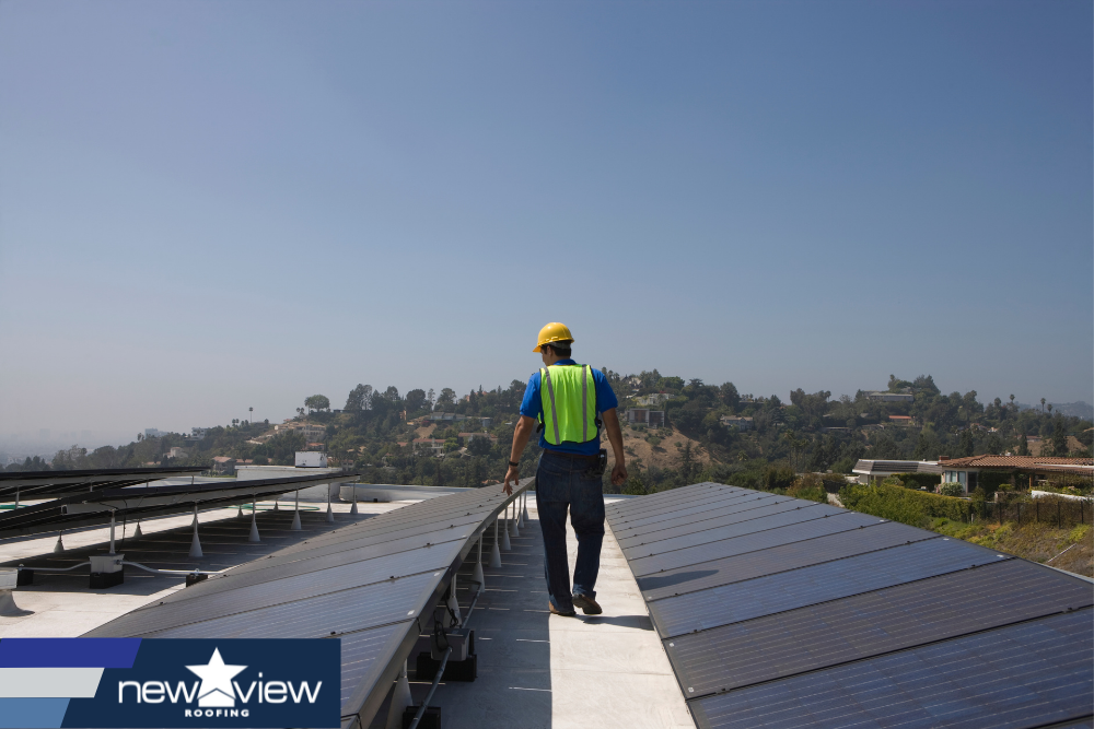 Commercial Roof Maintenance Company in Dallas - New View Roofing