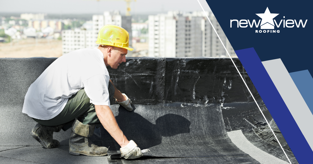 Commercial Roof Maintenance in Dallas - New View Roofing